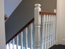 2-kleurige trap