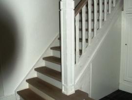 2 kleurige trap